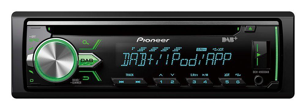 PIONEER 1-DIN Autoradio »DEH-4900DAB«
