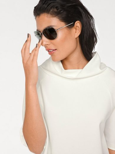 RICK CARDONA by Heine Oversized-Shirt mit lockerem Rollkragen