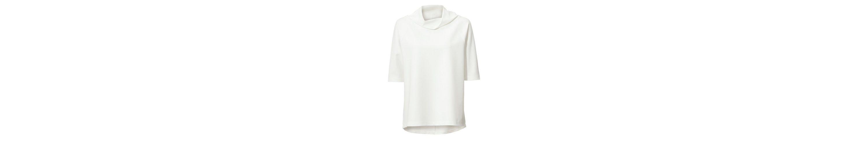 Shirt mit RICK Heine Oversized RICK Oversized Heine Rollkragen CARDONA by CARDONA lockerem by qwz4v