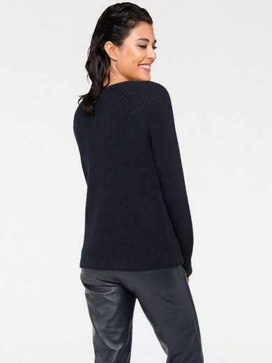 Rick Cardona By Heine Rip Pullover With Jewelry-applications