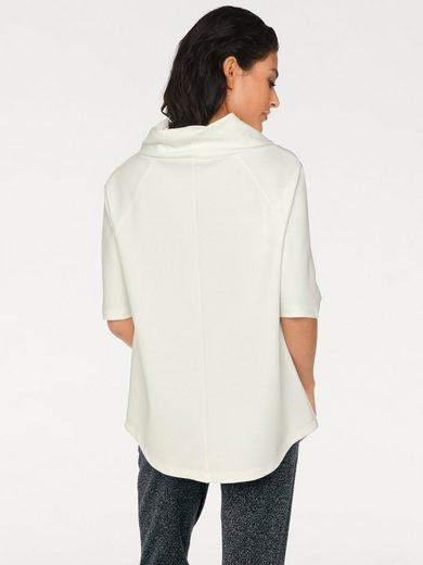 RICK CARDONA by Heine Oversized-Shirt mit lockerem Rollkragen