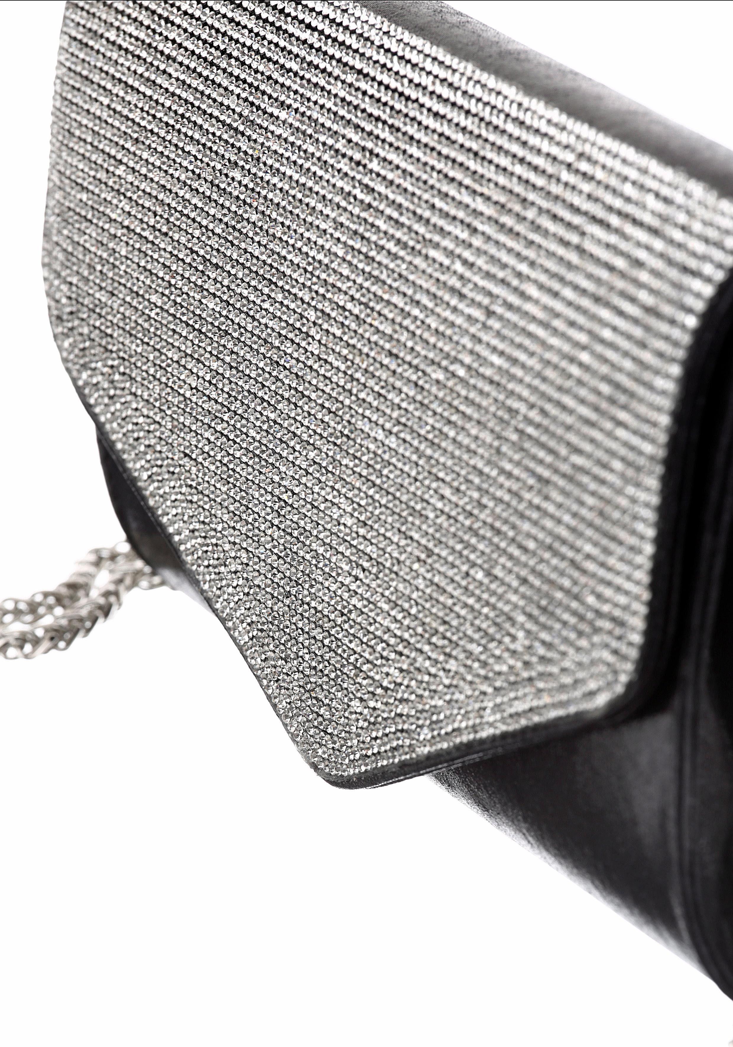 Metallic Optik Besetzt Steinchen In Mit Scott Laura Clutch xwqp4AY0