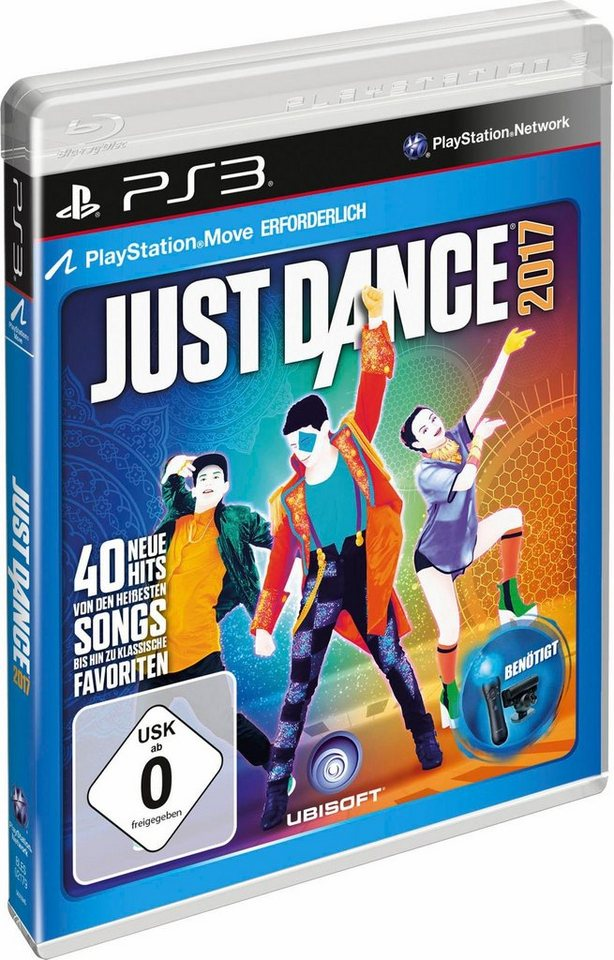 Just Dance 2017 PlayStation 3