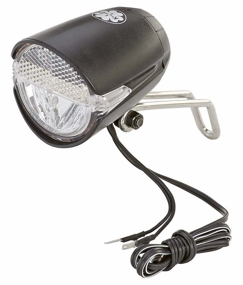 Prophete Fahrradbeleuchtung, schwarz