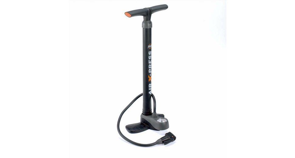 SKS Fahrradpumpe, schwarz