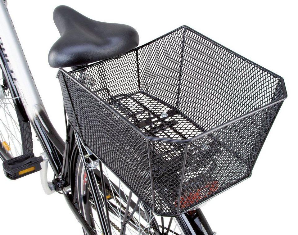Prophete Fahrradkorb, schwarz