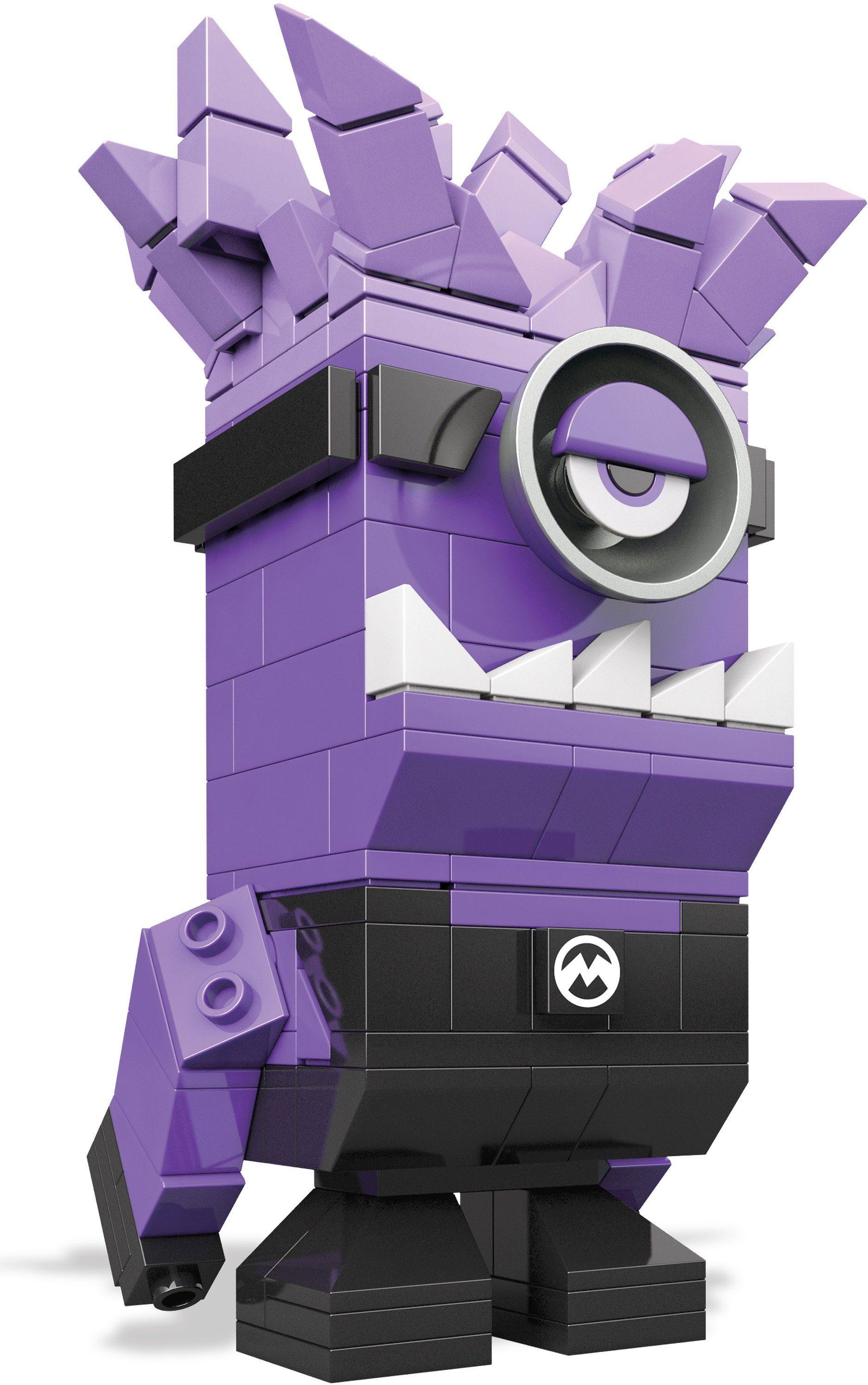 Mattel Bausteinset, »Mega Bloks Kubros Böser Minion«