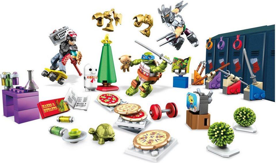 Mattel Adventskalender, »Mega Bloks Teenage Mutant Ninja Turtles Adventskalender«