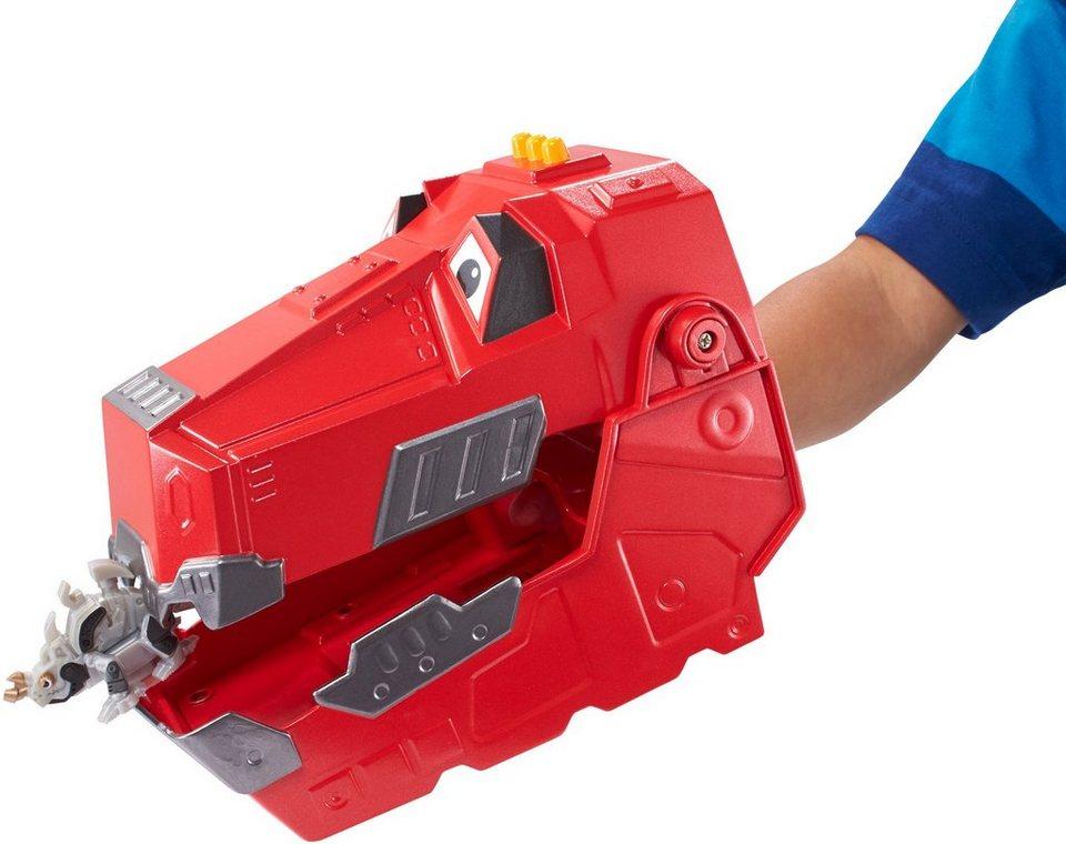 Mattel Figuren Handschuh mit Soundfunktion, »DreamWorks Dinotrux Rollenspiel T Rux«