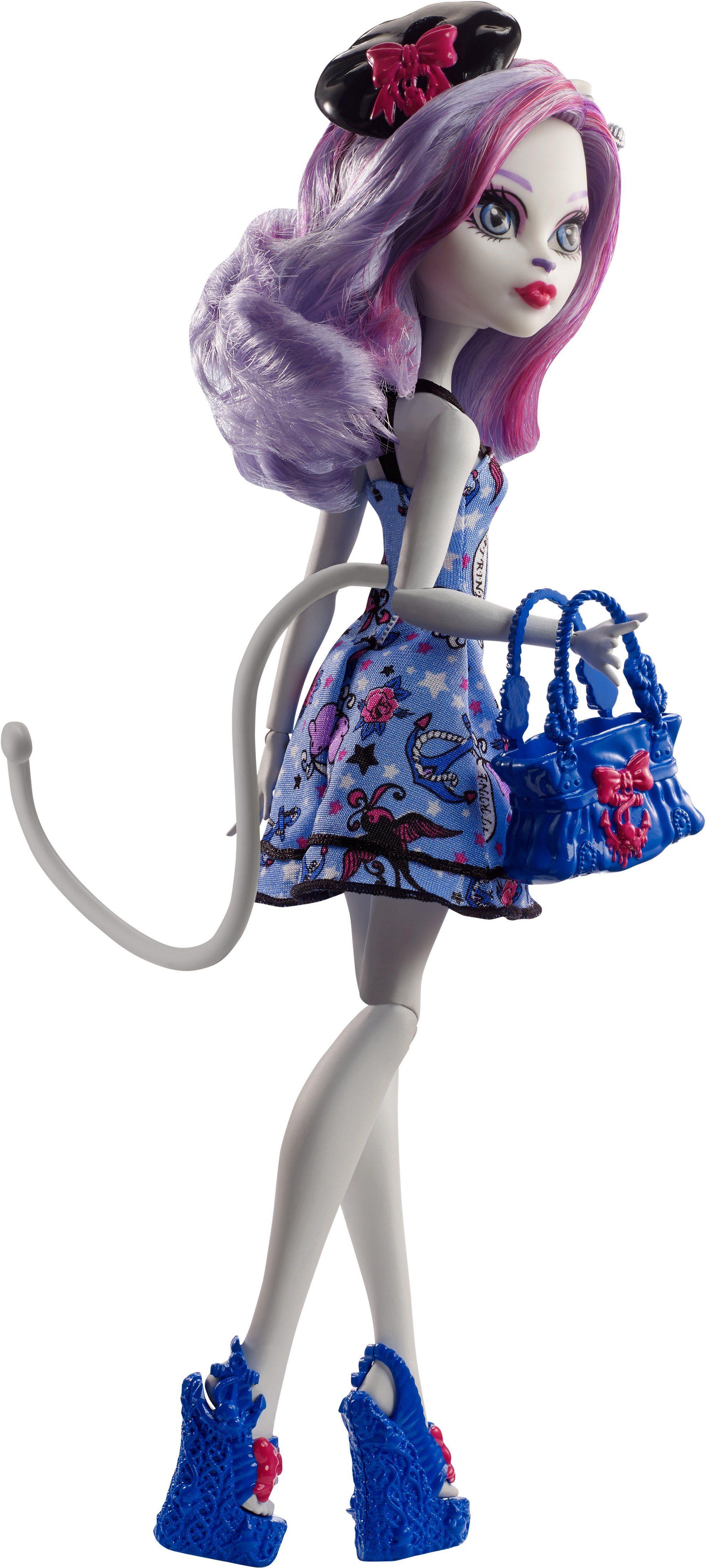 Mattel Puppe, »Monster High Gruselschiff Catrine Demew™«