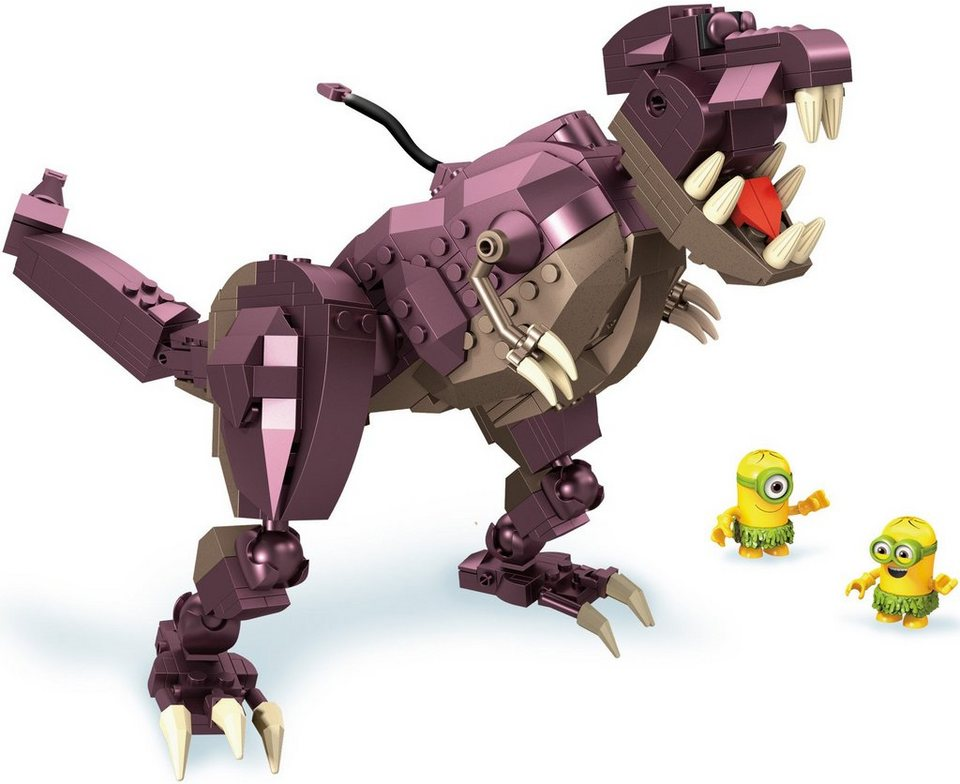Mattel Bausteinset, »Mega Bloks Minions Movie Dino Ritt«