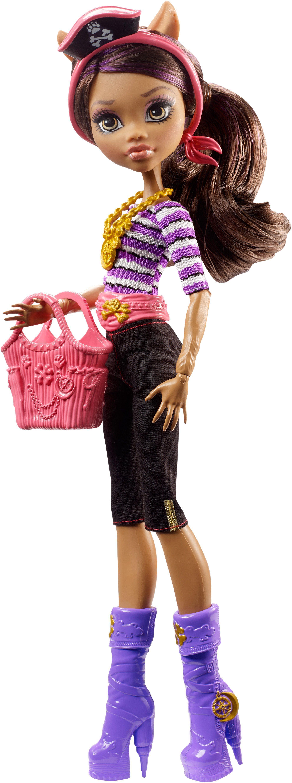Mattel Puppe, »Monster High Gruselschiff Clawdeen Wolf®«