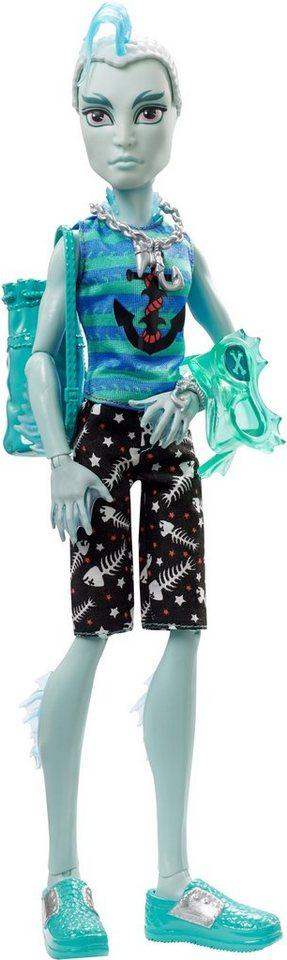 Mattel Puppe, »Monster High Gruselschiff Gil Webber™«