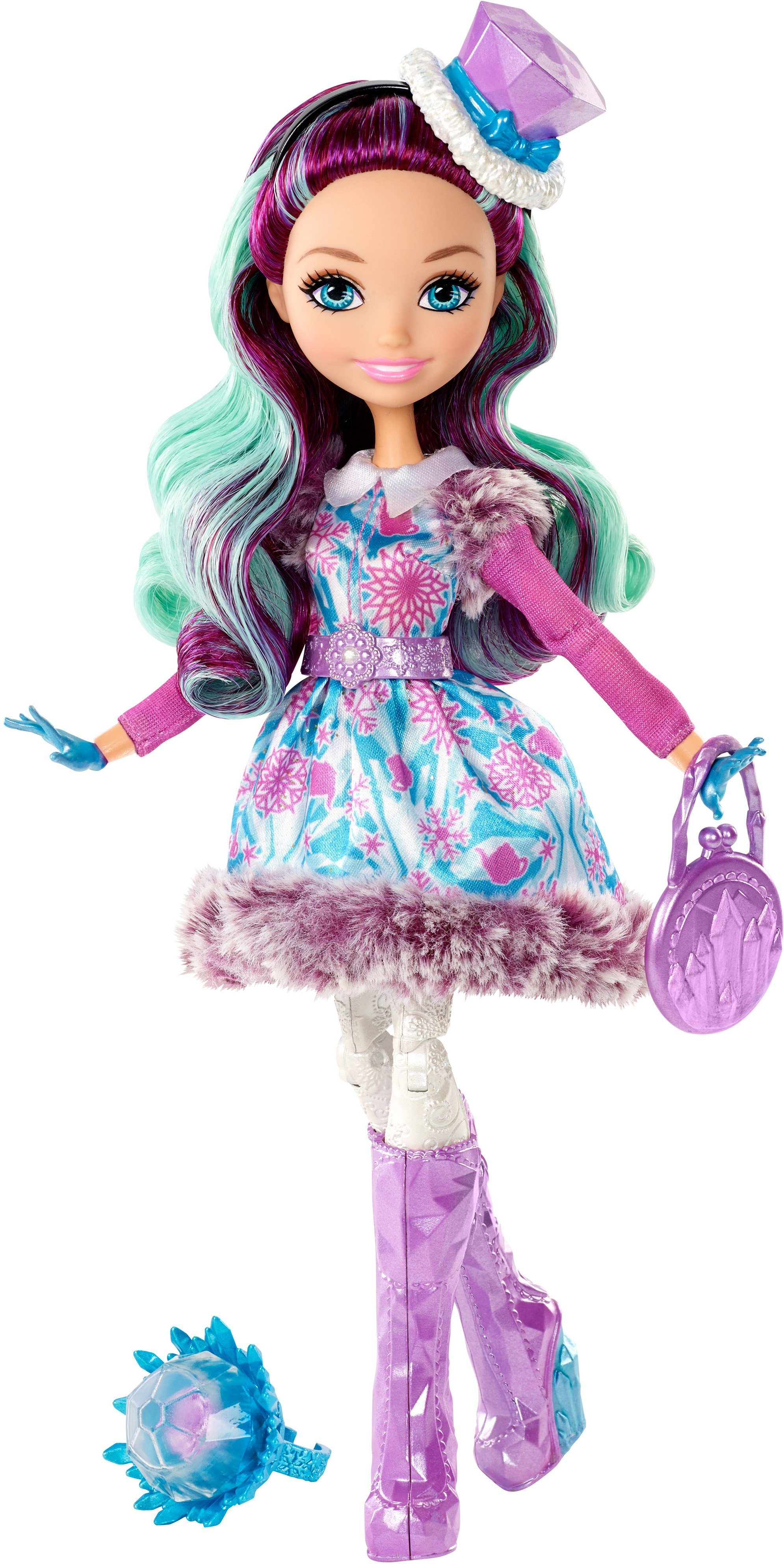 Mattel, Puppe, »Ever After High Ewiger Winter Madeleine Hatter™«