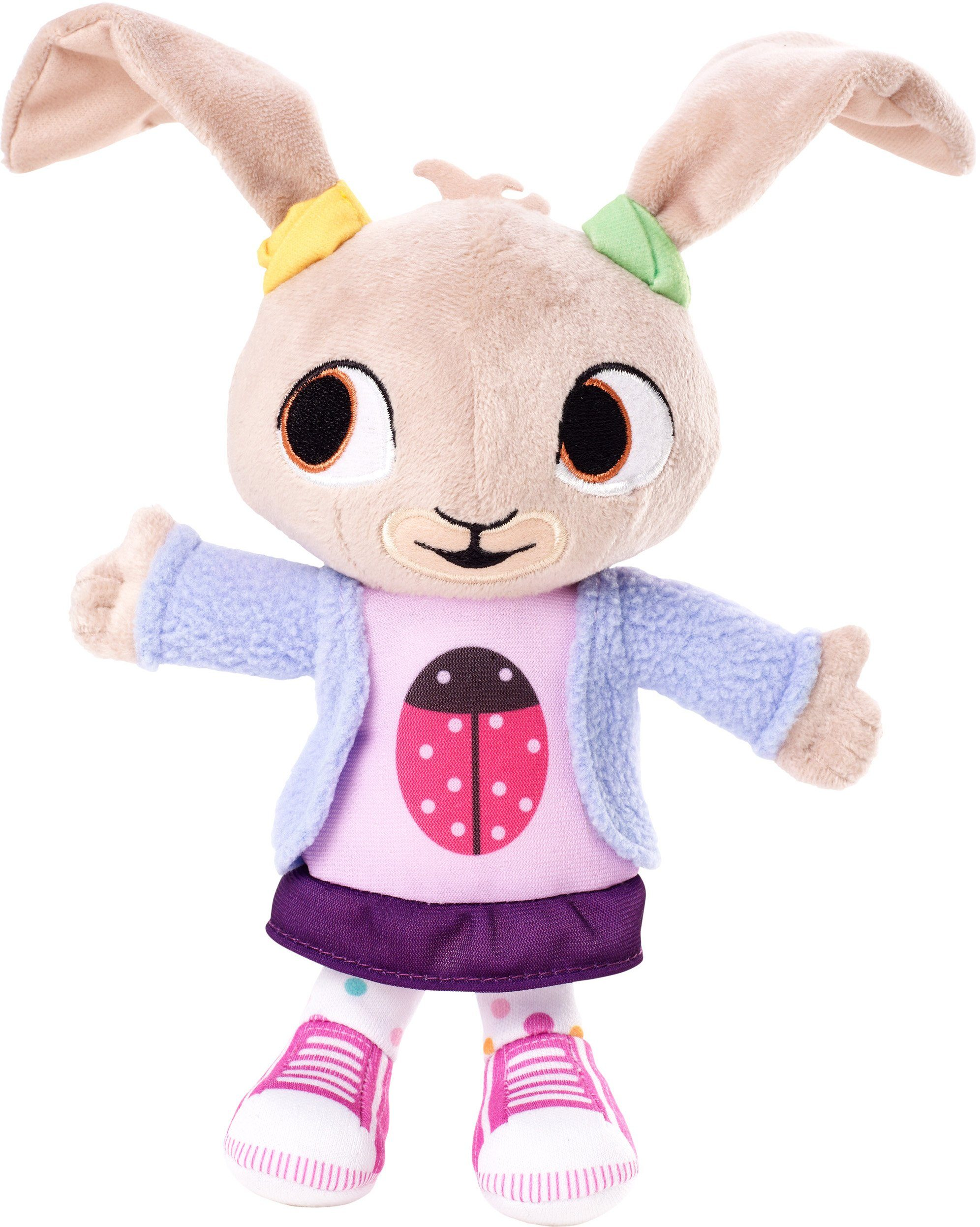 Fisher Price Stofftier Hase, ca. 18 cm, »Bing Bunny™ Coco«