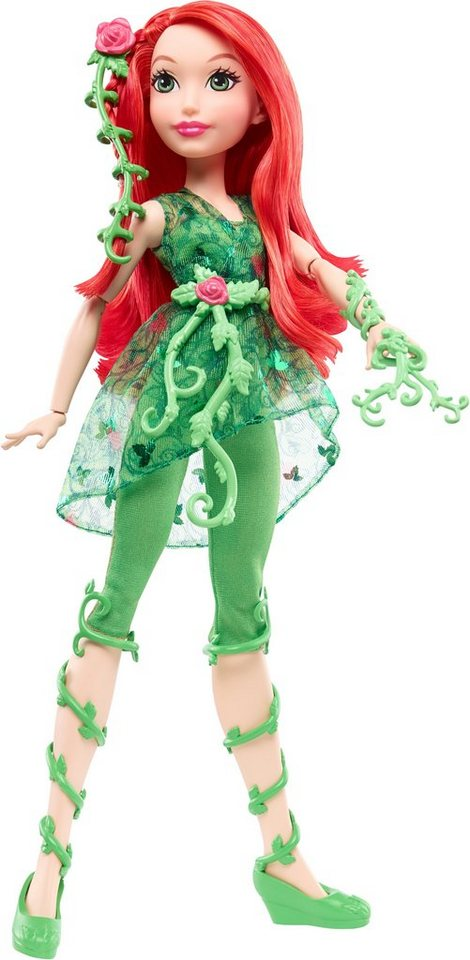 Mattel Puppe, »DC Super Hero Girls Poison Ivy«