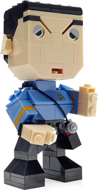 Mattel Bausteinset, »Mega Bloks Kubros Star Trek Spock«
