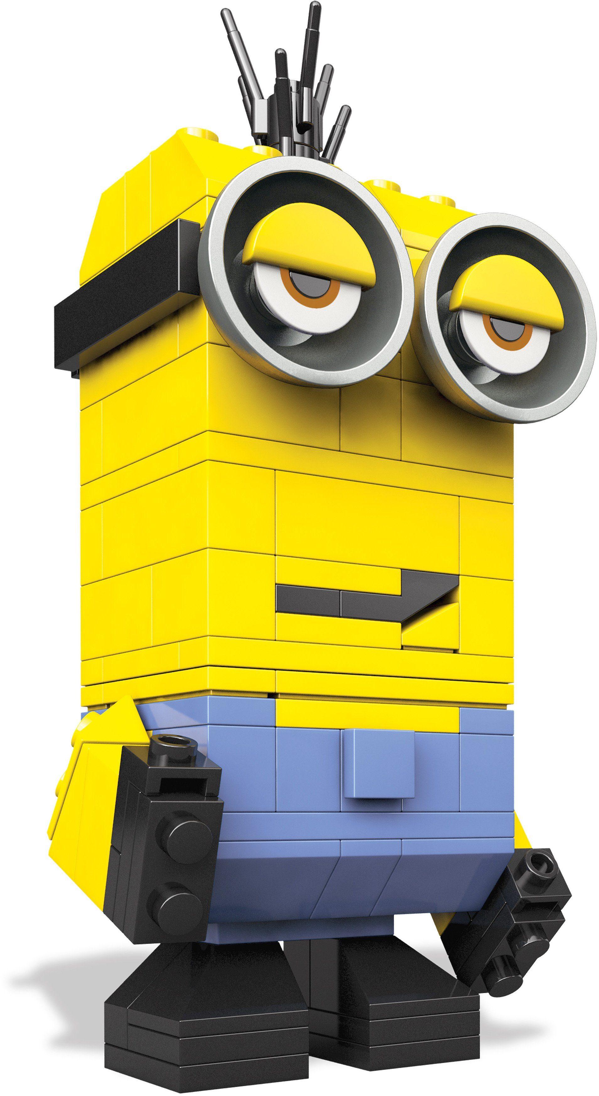 Mattel Bausteinset, »Mega Bloks Kubros Minion«