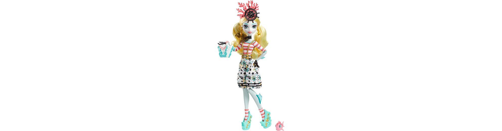 Mattel Puppe, »Monster High Gruselschiff Lagoona Blue®«