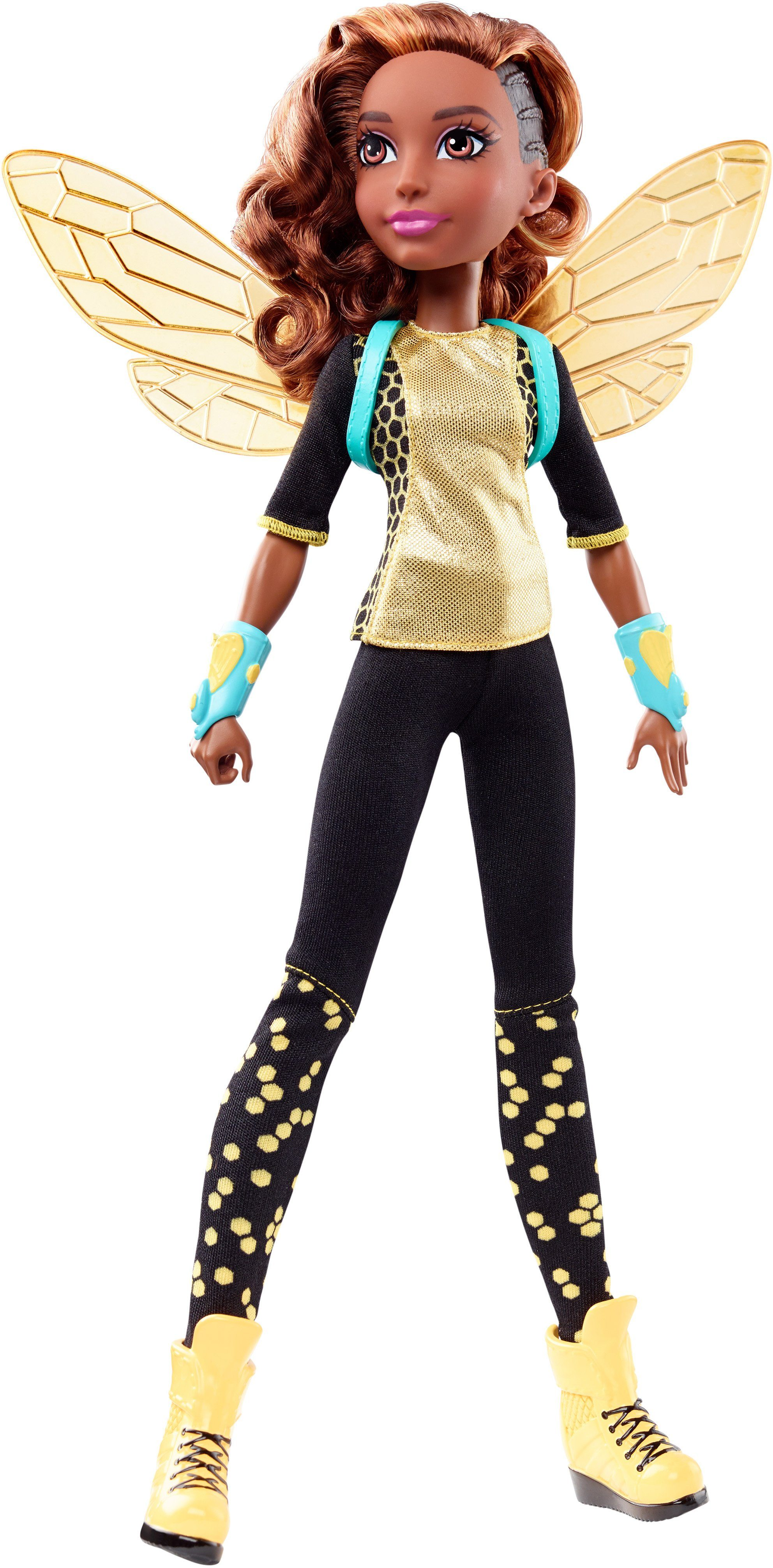 Mattel, Puppe, »DC Super Hero Girls Bumble Bee«