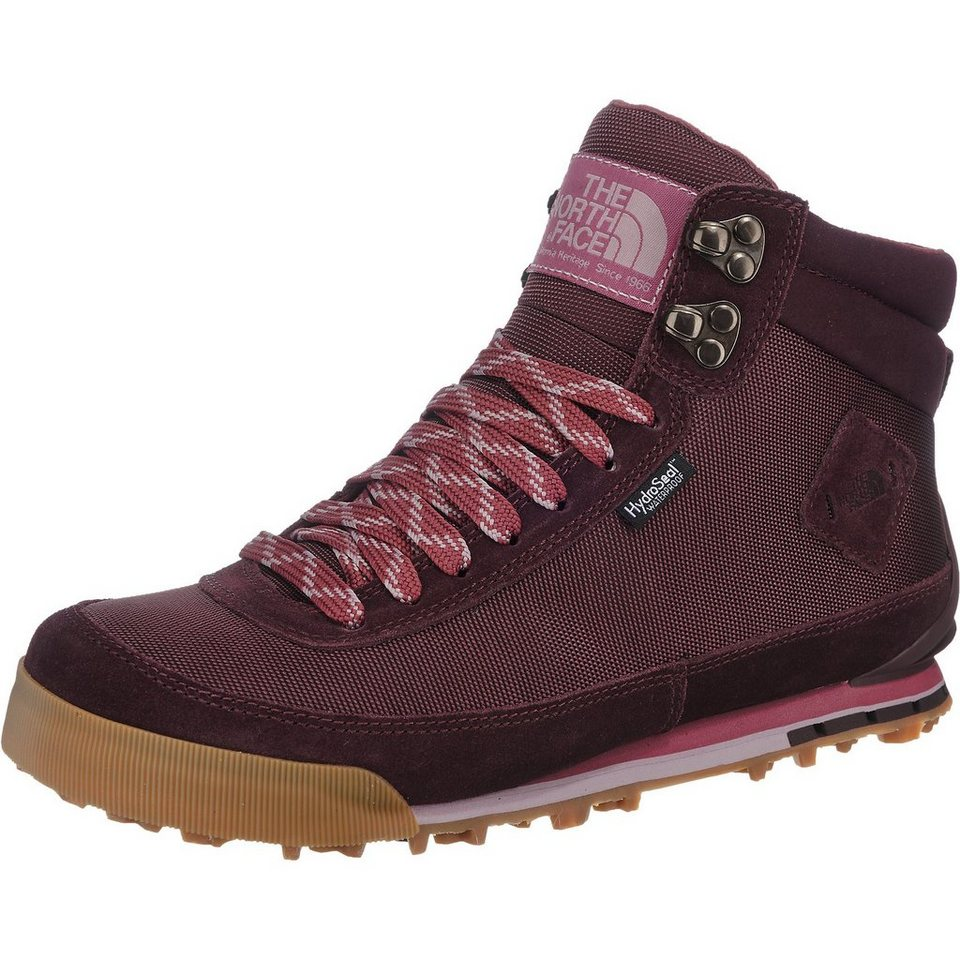 THE NORTH FACE Back-To-Berkeley Boot II Stiefeletten in bordeaux