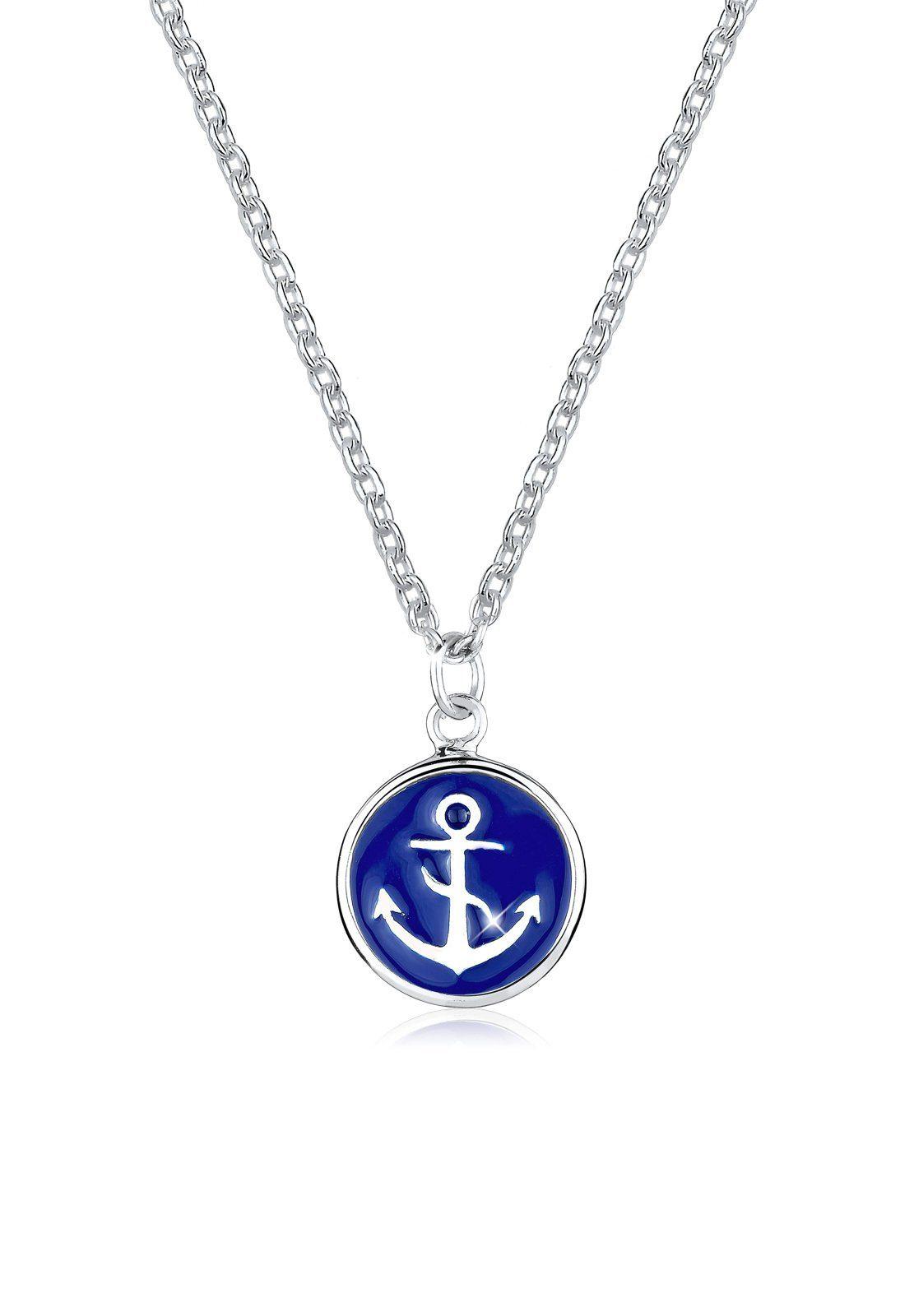 Elli Halskette »Anker 925 Sterling Silber«