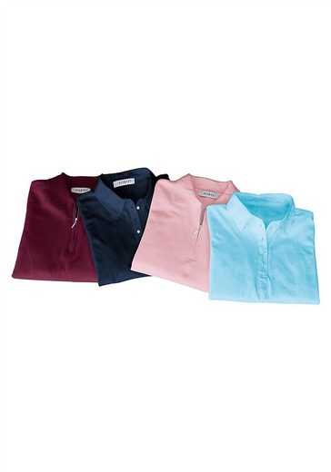 Collection L. Poloshirt aus Baumwolle