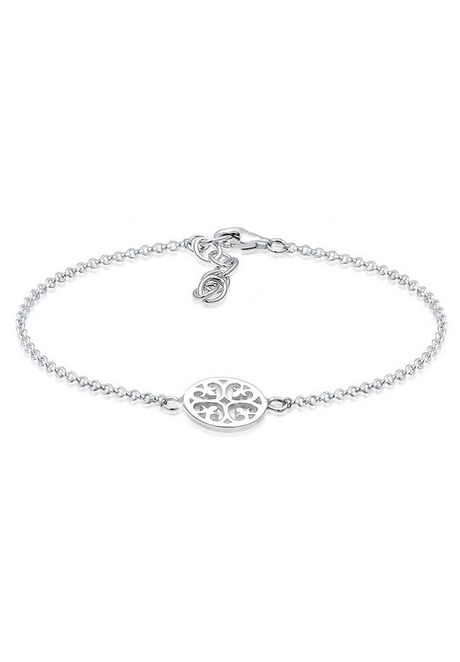 Elli Armband »Ornament 925 Sterling Silber« in Silber