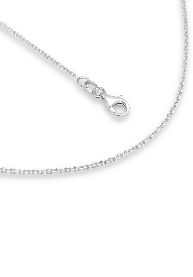 Elli Halskette »Venezianerkette 925 Sterling Silber 60cm« in Silber
