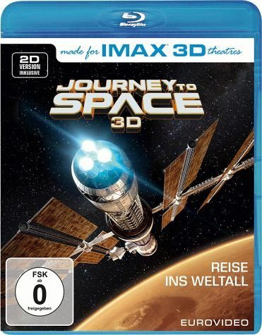 Blu-ray »Journey to Space (Blu-ray 3D)«
