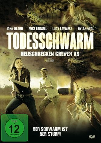 DVD »Todesschwarm - Heuschrecken greifen an«