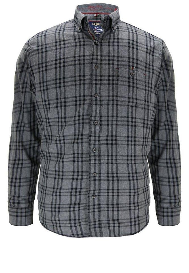 Casamoda Oberhemd in Grau