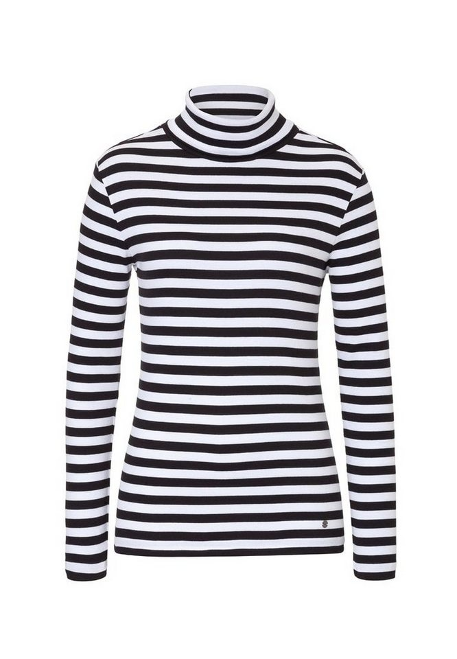 BRAX Damenshirt »CHELSEA« in BLACK