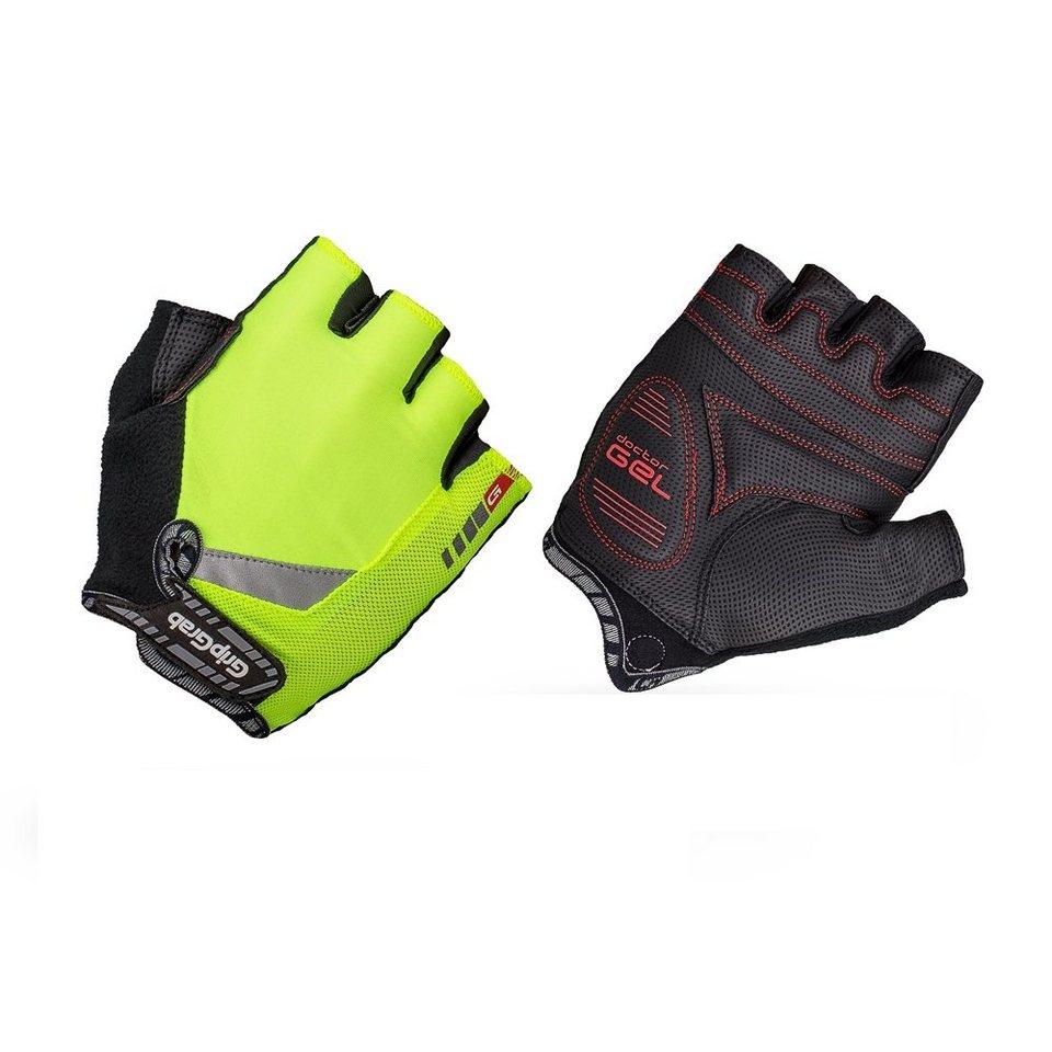 GripGrab Fahrrad Handschuhe »ProGel Hi-Vis Gloves« in gelb