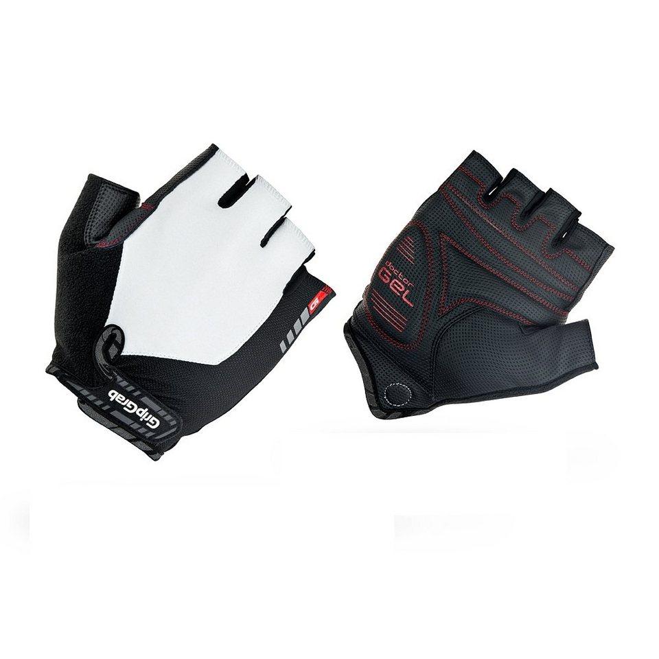 GripGrab Fahrrad Handschuhe »ProGel Gloves« in weiß