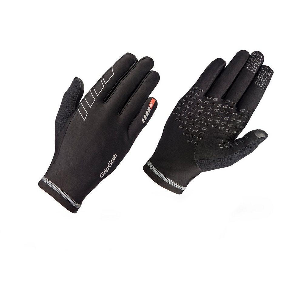 GripGrab Fahrrad Handschuhe »Insulator Gloves« in schwarz