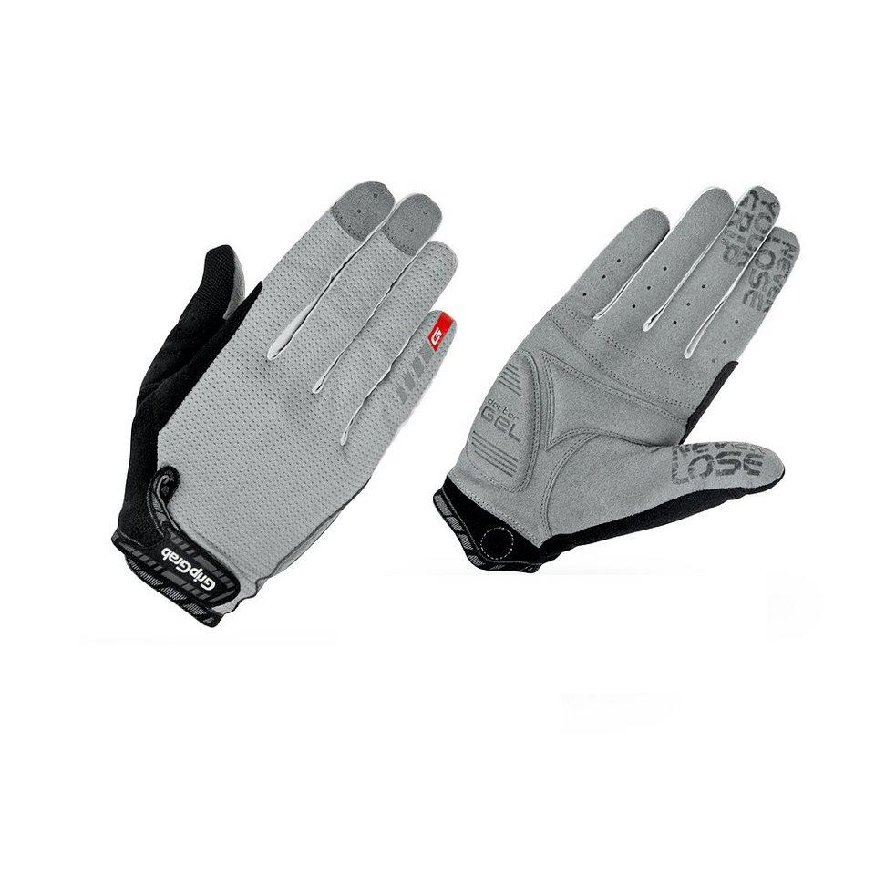 GripGrab Fahrrad Handschuhe »Shark Gloves Women« in grau