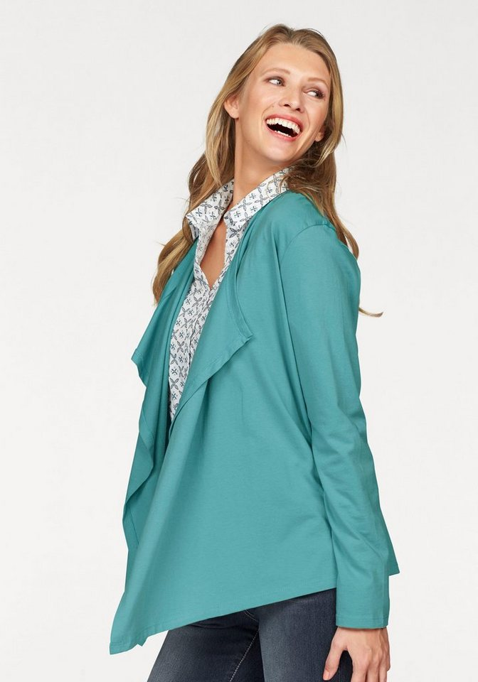 Cheer Shirtjacke in mint
