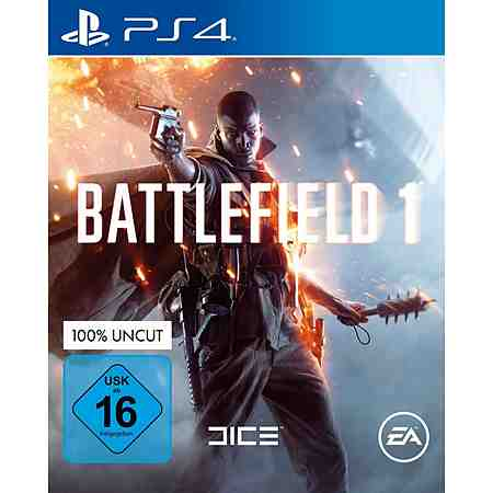 Battlefield 1 PlayStation 4
