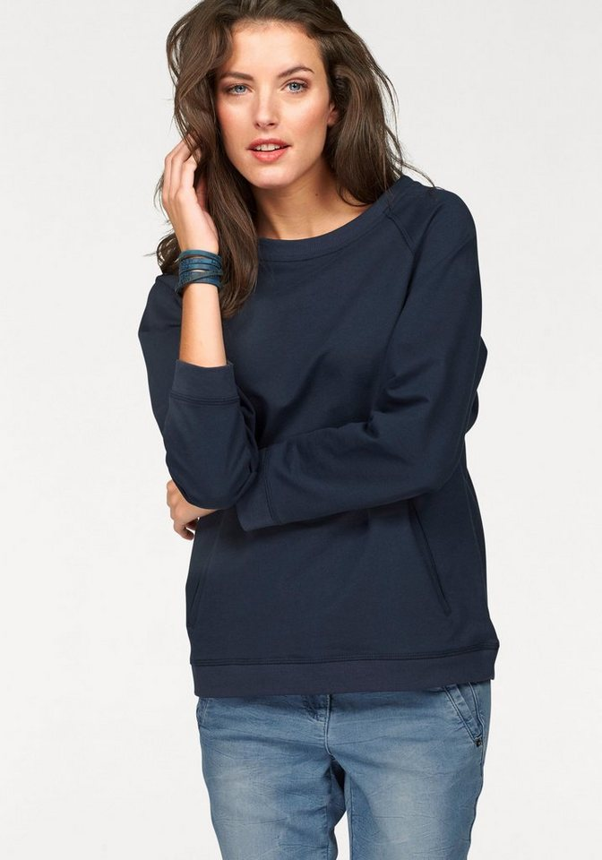Aniston Sweatshirt in marine