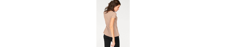 Vivance Shirtbluse, mit gedoppeltem Vorderteil