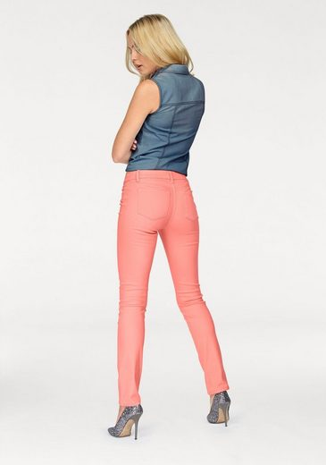 Arizona Skinny-fit-jeans Coloured-denim, Low Waist