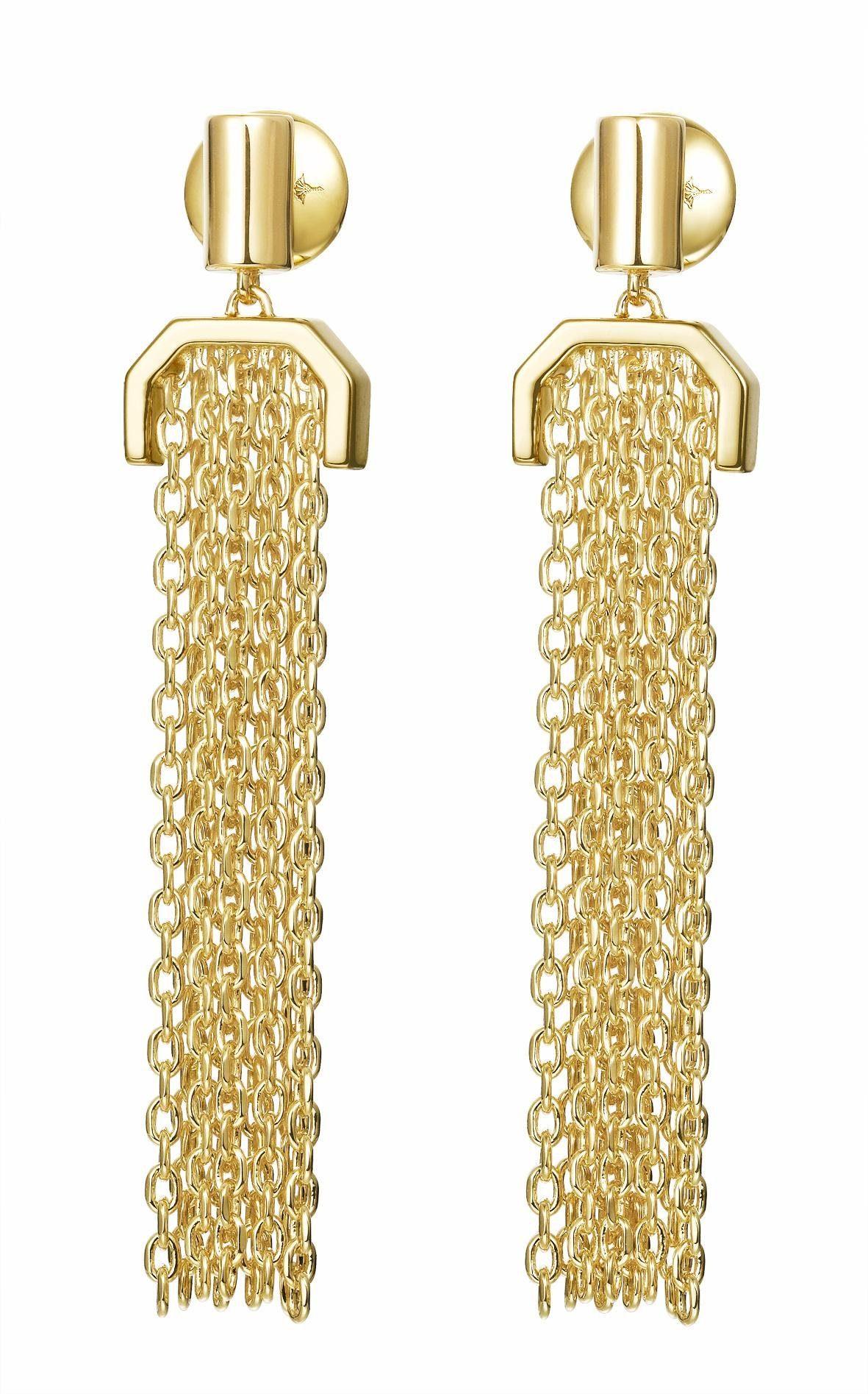 Joop! Paar Ohrstecker »JP-T Chains, JPER00012B«