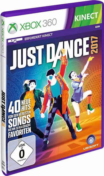 Groß Schacksdorf-Simmersdorf Angebote Just Dance 2017 Xbox 360