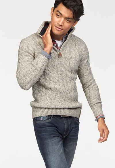 quality design aaaae d0a52 Herren Pullover in weiß online kaufen | OTTO
