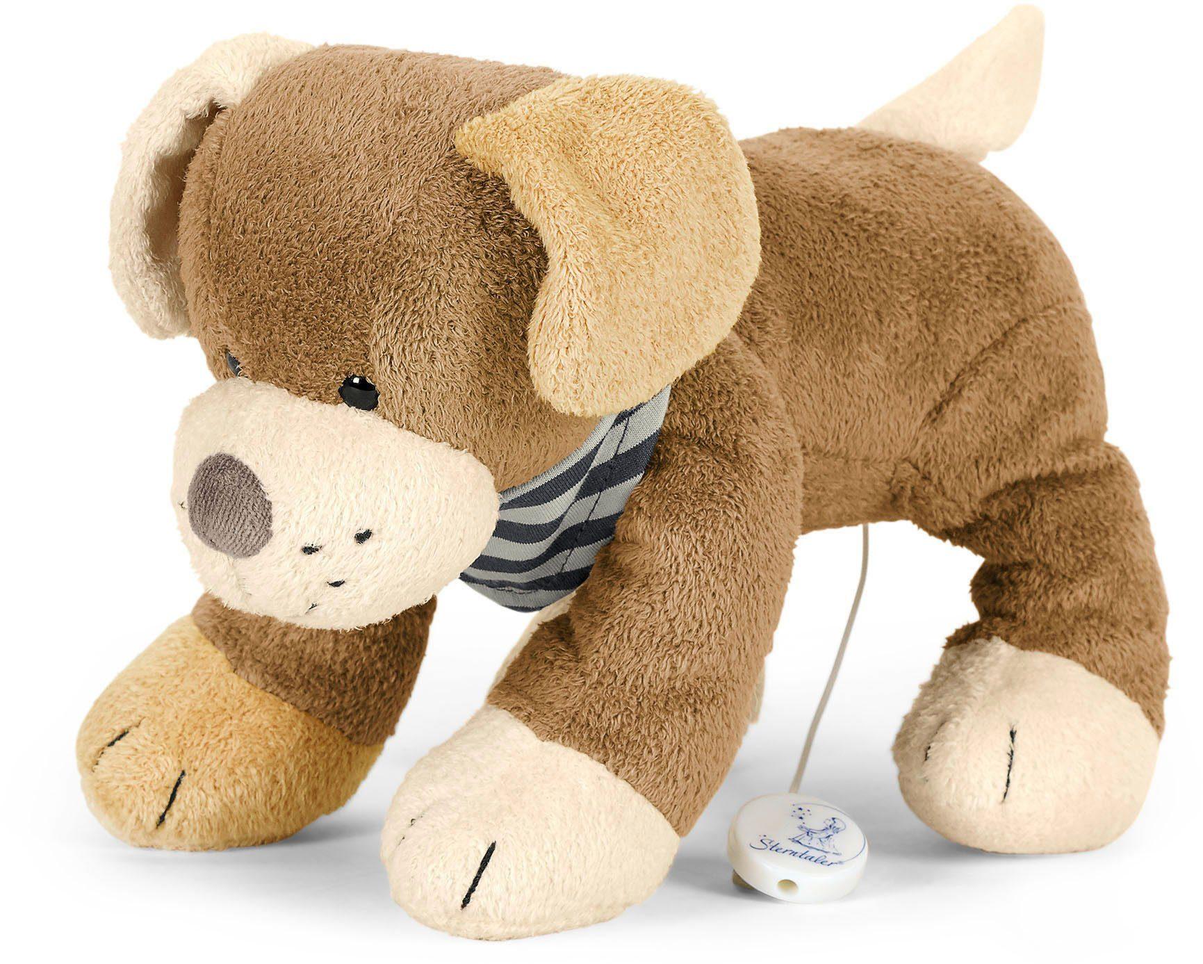 Sterntaler Spieluhr Hund, ca. 25 cm, »Large Hanno«