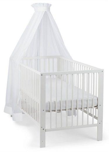 Sterntaler® Betthimmel »weiß, für Kinderbett«