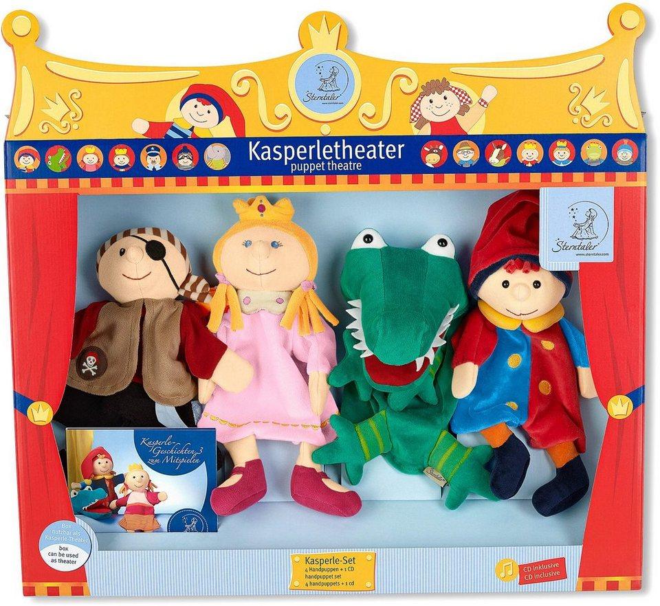 Sterntaler Kasperletheater, »Kasperle Set 2«