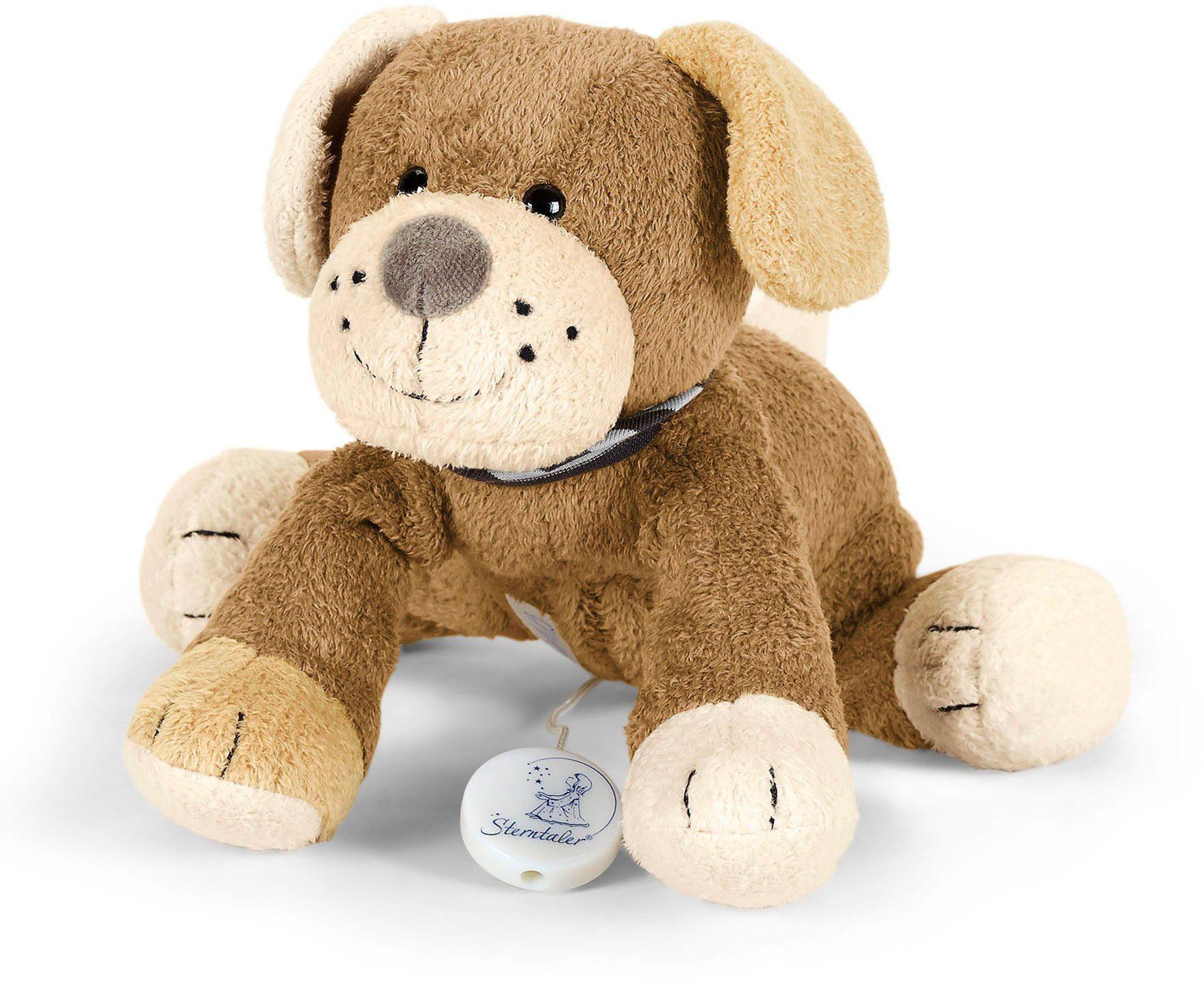 Sterntaler Spieluhr Hund, ca. 20 cm, »Medium Hanno«