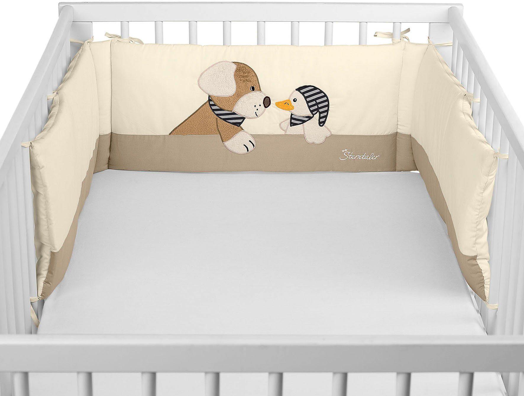 Babybett nestchen selber machen babybett nestchen selber machen